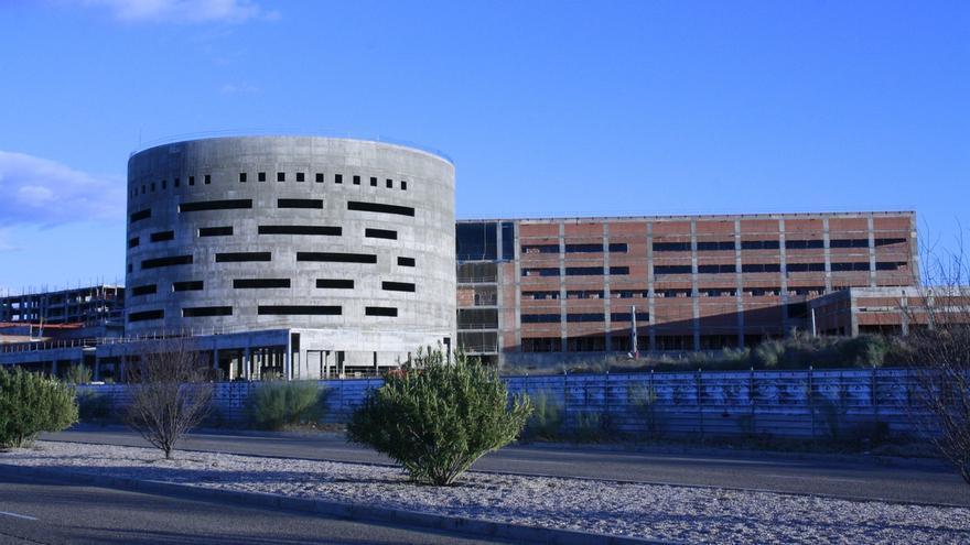 """Cospedal asegura que el futuro hospital de Toledo se podrá hacer porque su gobierno """"ordenó las cosas"""""""