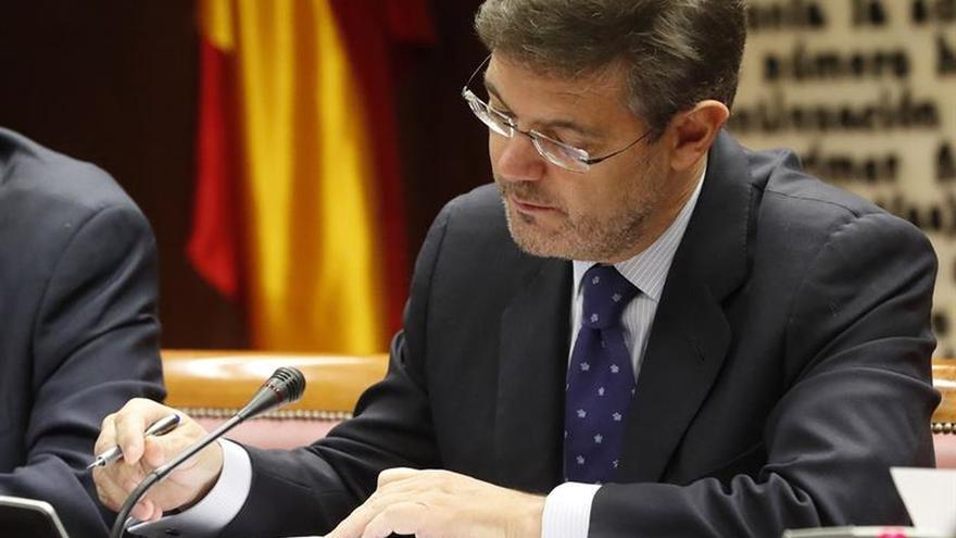 Catalá: las tasas judiciales a las ONG podrían suprimirse con los nuevos Presupuestos