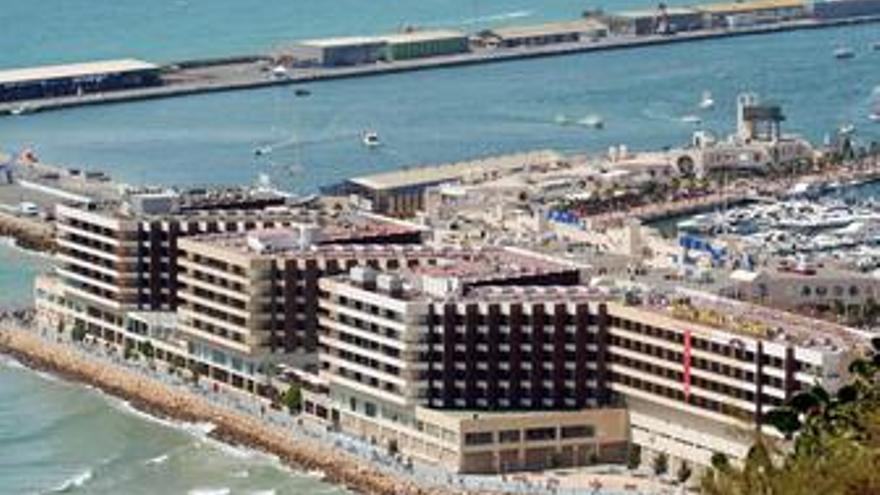 Hotel Meliá de Alicante