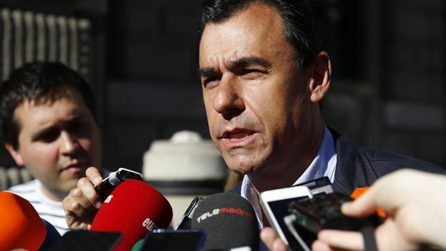 Maillo estudiará la propuesta de Cifuentes pero subraya que la suya es mayoritaria