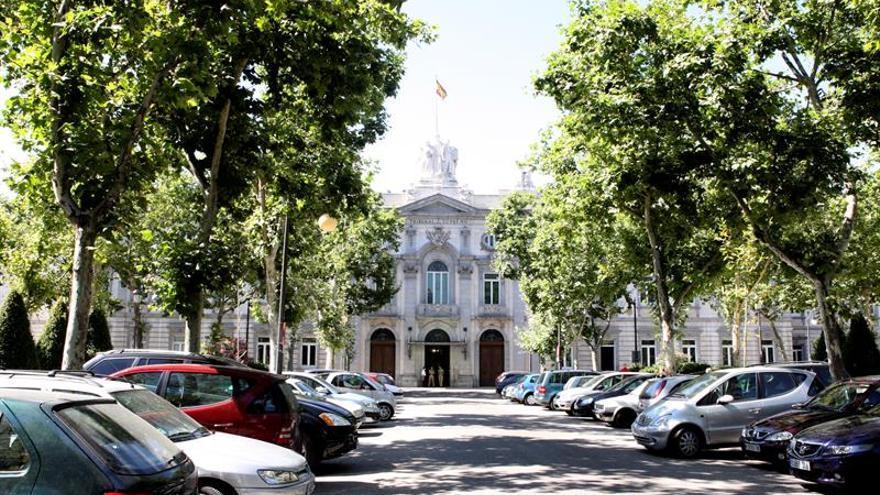 El TS rechaza la querella de Podemos contra el presidente de la Sala de lo Contencioso
