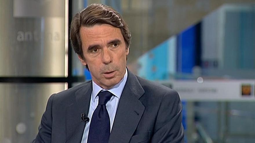 Cargos del PP no se toman en serio la vuelta de Aznar y achacan su 'ataque' a que Rajoy no le ha defendido con Gürtel