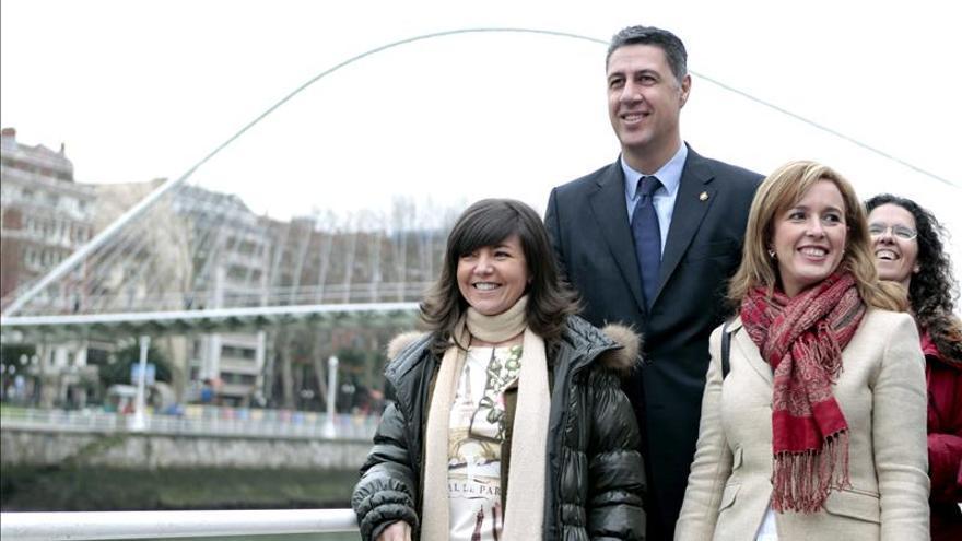 Albiol (PP) dice que con la Generalitat no habla de política, sino de mejorar la ciudad