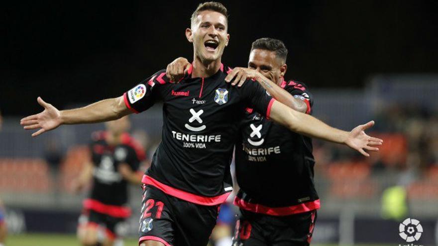 Jorge Sáenz disputará su último partido con la camiseta del CD Tenerife