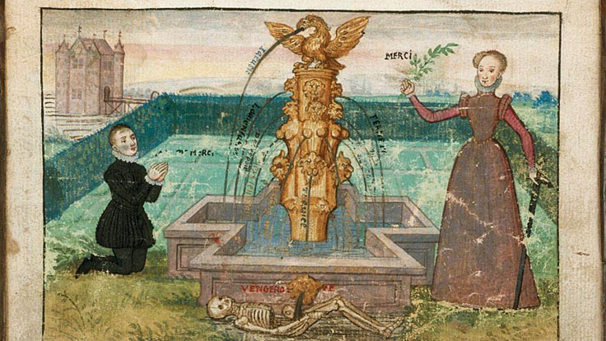 Los 'alba amicorum' femeninos tenían confesiones de amor, canciones y cotilleos