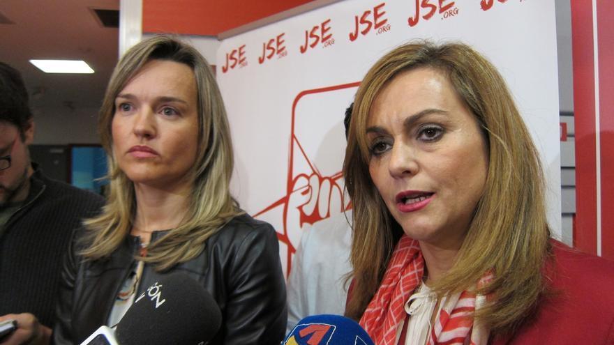 """Serrano (PSOE) apuesta por un debate """"sosegado"""" antes de convocar el Congreso pero asegura que habrá primarias"""