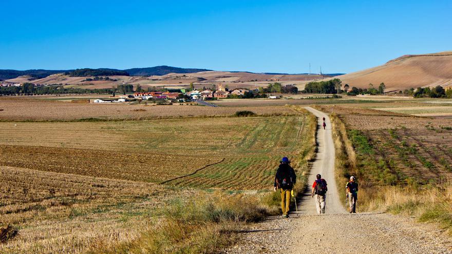 Los primeros pasos del Camino de Santiago en tierras castellanas a través de Redecilla del Camino. VIAJAR AHORA