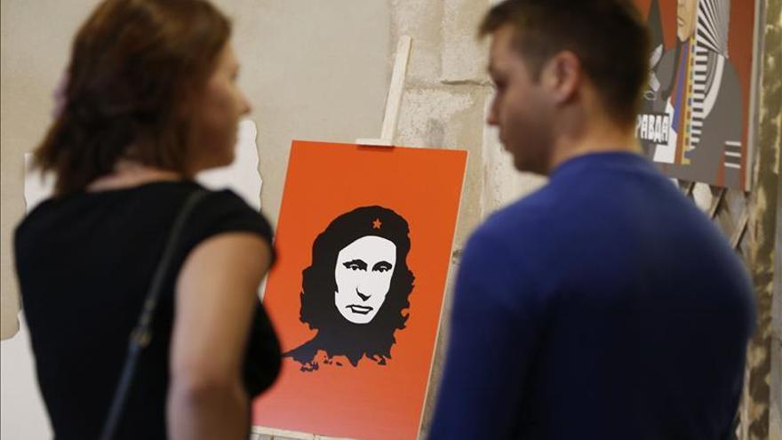 El arte de contar la historia del Che a través de viñetas de cómic