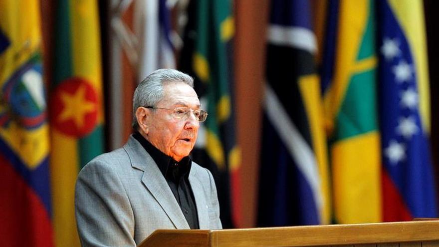 Raúl Castro recibe a alto dirigente comunista de Vietnam