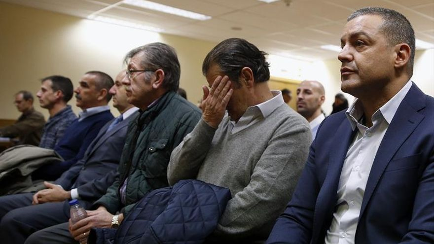 La Audiencia Provincial notifica hoy la sentencia del Madrid Arena a los 15 acusados