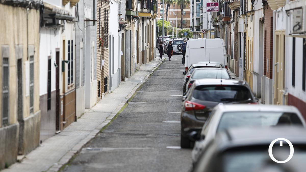 Calle López de Alba