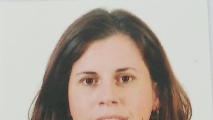 Nieves Macarena Rodríguez, candidata del PP a la Alcaldía de San Andrés y Sauces.