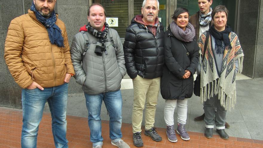 EH Bildu exige al Estado cumplir la legislación vigente sobre asilo para que refugiados puedan pedir protección