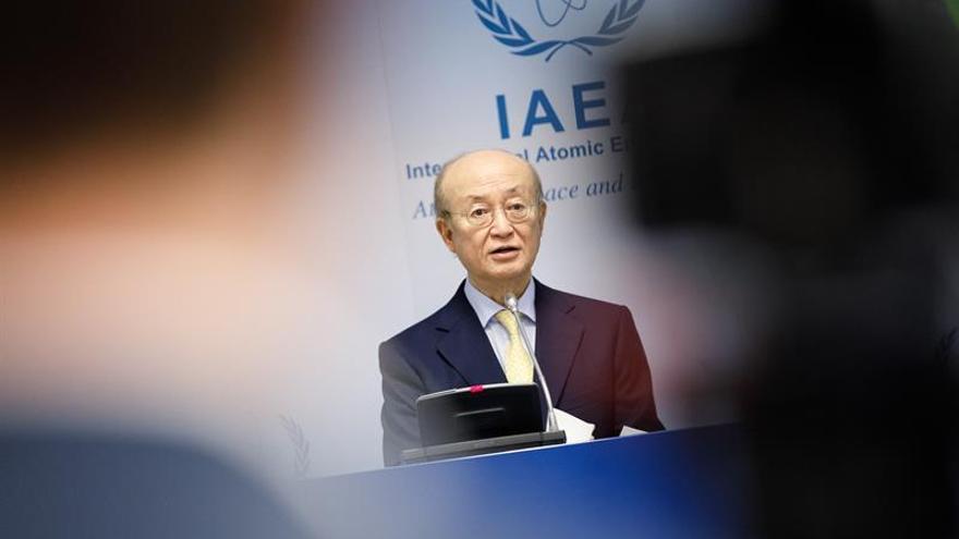 Muere el director general del OIEA, Yukiya Amano, a los 72 años