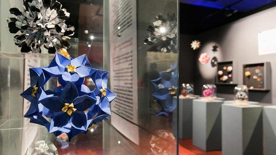 """Las mejores origamistas del mundo protagonizan en Zaragoza """"Mujeres de papel"""""""
