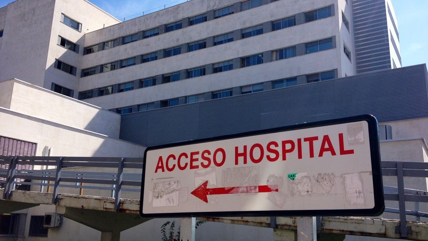 El hospital Virgen del Camino de Pamplona.