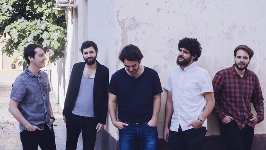 Tardor presenta su nuevo disco 'Patraix' en el Palau de la Música