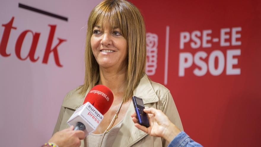 """Mendia (PSE) pide a los candidatos que """"expliquen su programa"""" porque los militantes """"tienen derecho"""" a conocerlo"""