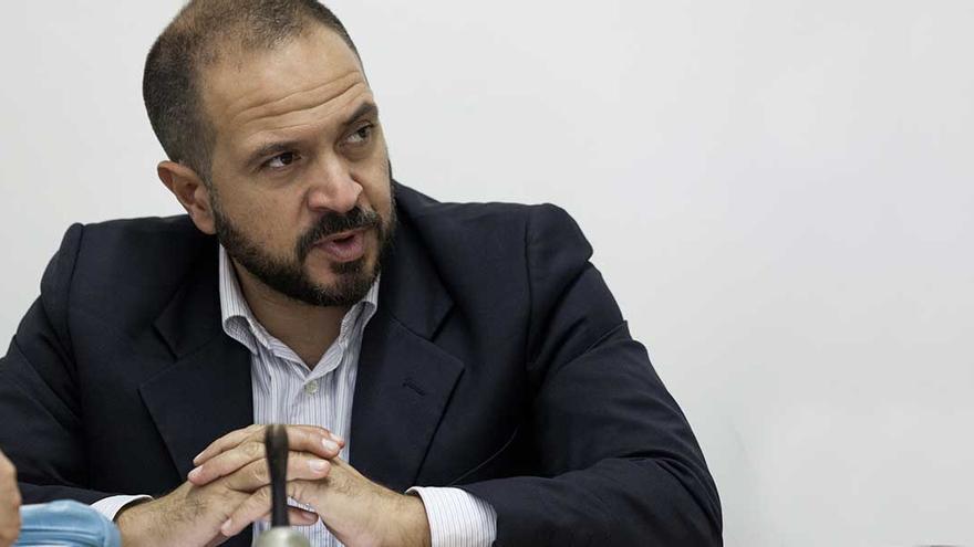Riccardo de Vito, presidente de la asociación