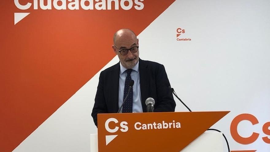 "Félix Álvarez (Cs) cree que Inés Arrimadas es ""la mejor candidata"" para sustituir a Rivera al frente del partido"