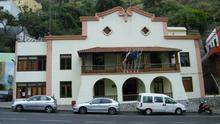Ayuntamiento de Hermigua, La Gomera.