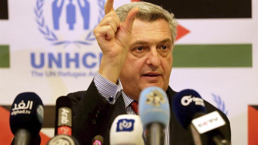 ACNUR pide a la Unión Europea más compromiso con los refugiados