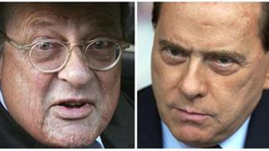 Berlusconi pagó 600.000 dólares a Mills para beneficiarse ante la Justicia