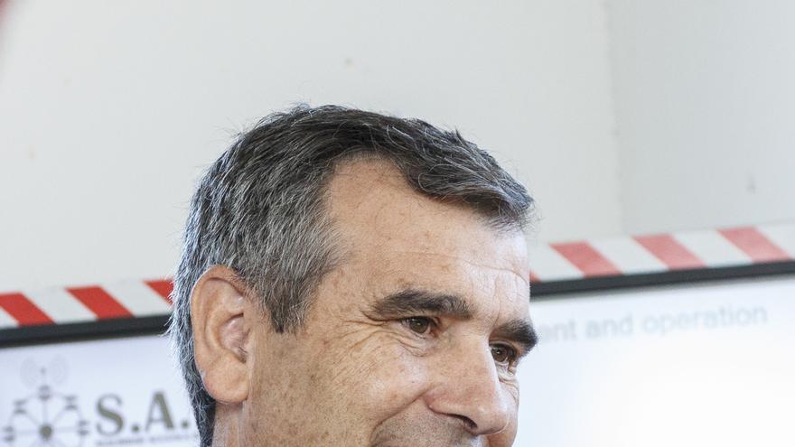 Antonio Román FOTO: Ayuntamiento de Guadalajara