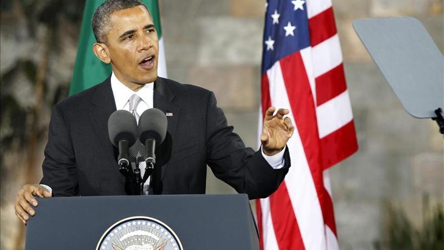 """Obama insiste a Rusia en """"la necesidad"""" de hallar solución negociada en Siria"""