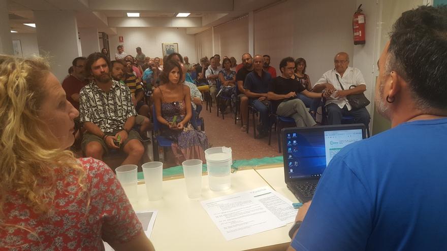 """Ganemos rechaza sumarse a la """"coalición de partidos planteada por IU, Podemos y Equo"""" para las municipales"""