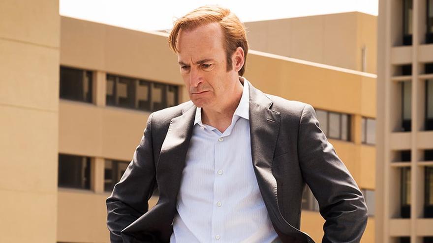 Bob Odenkirk, protagonista de Better Call Saul