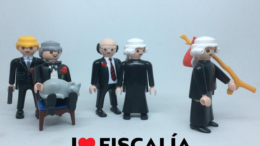 I love Fiscalía