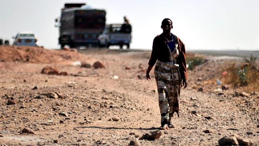 Mueren 26 refugiados somalíes en el Yemen por disparos de la coalición árabe