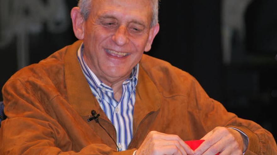Ángel Gari.