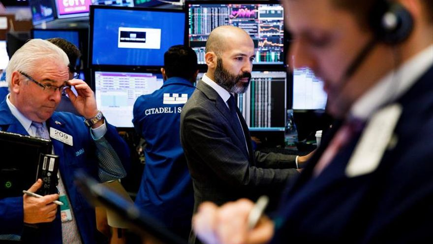 Wall Street abre al alza y el Dow Jones sube un 0,34 %