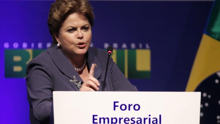 Rousseff sanciona al presupuesto brasileño de 1,06 billones de dólares para 2014