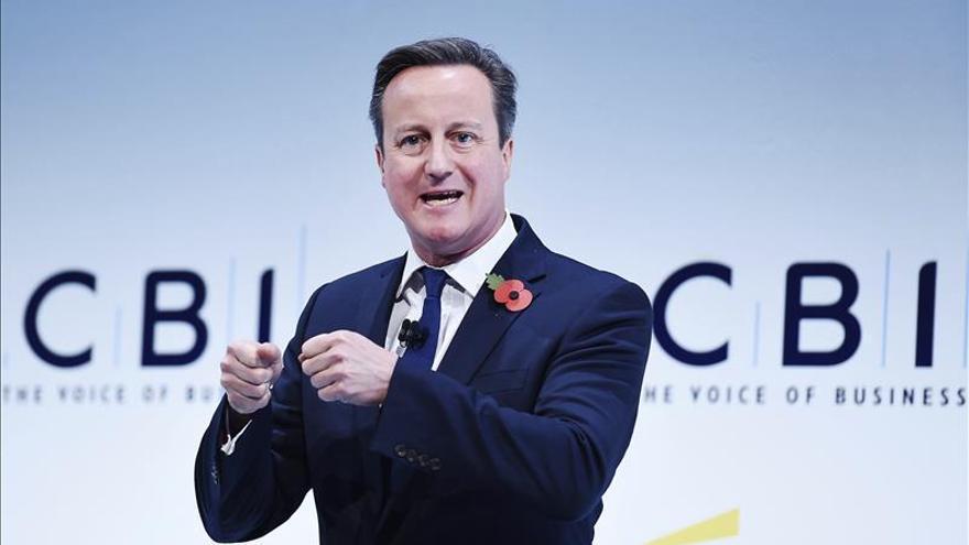 """Cameron dice que es """"muy serio"""" sobre sus planes de reformas de la UE"""