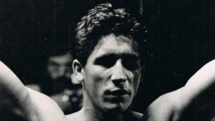 A los 22 años, Poli Díaz ya era campeón de España y ocho veces de Europa.