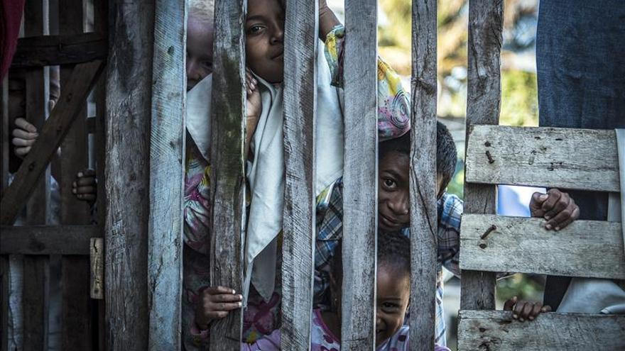 Madagascar, el país doblemente abandonado