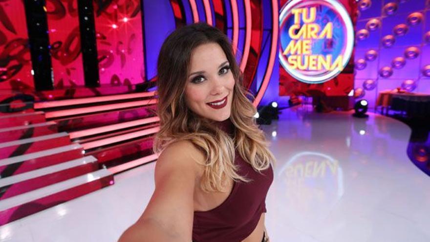 La imitación de Lorena Gómez, ganadora de 'OT', para abrir 'Tu cara me suena 5'