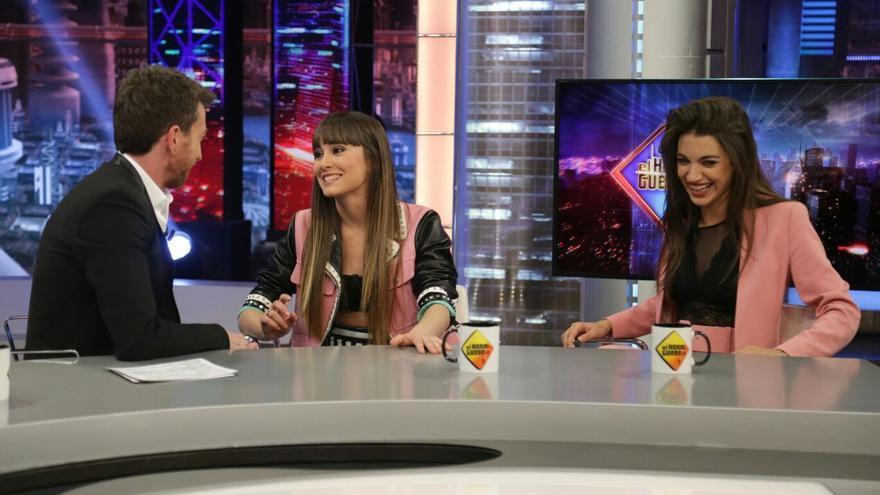 Aitana y Ana Guerra muestran un adelanto del videoclip de Lo Malo y desvelan el estilo de sus discos