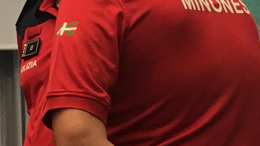 Nuevo uniforme del cuerpo de Miñones