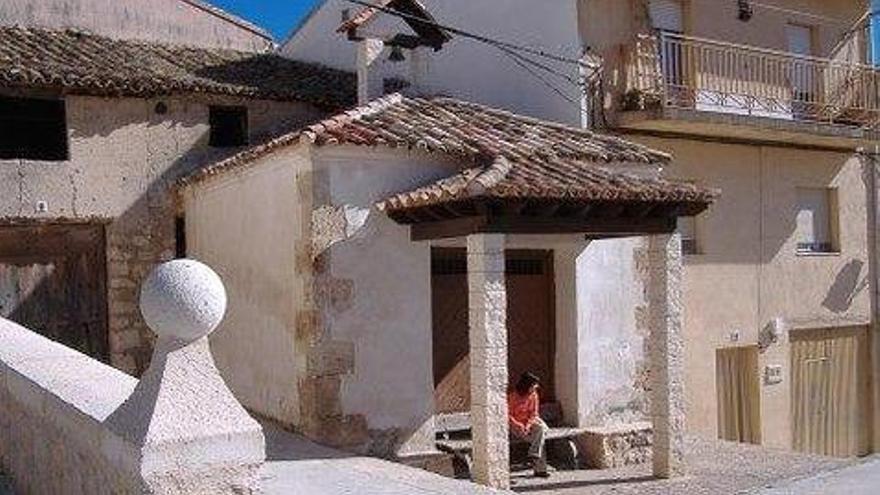 Ermita de los Remedios, Pastrana (Guadalajara)