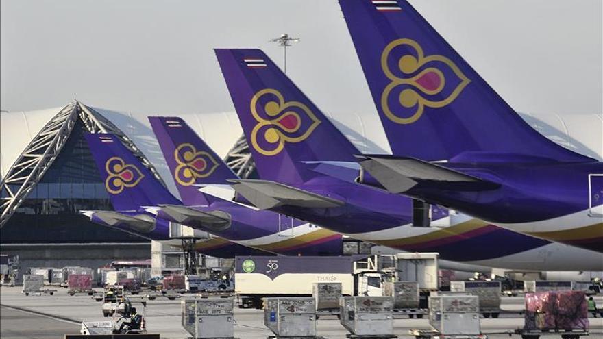 Bangkok admite que incumple los estándares internacionales de seguridad aérea