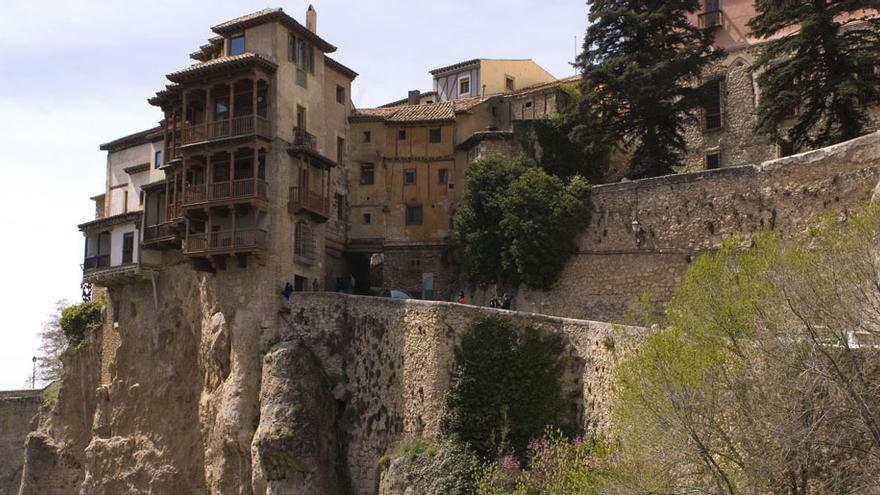 Casas Colgadas de Cuenca / Foto: Turismo Castilla-La Mancha