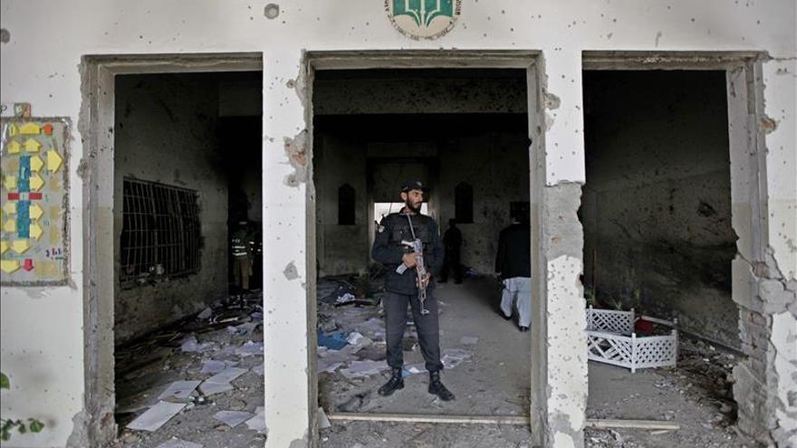 Arrestado uno de los cabecillas de la masacre en una escuela en Pakistán