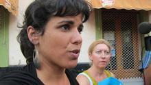 """Teresa Rodríguez: """"En Andalucía hay madurez suficiente para elegir nuestras propias listas"""""""