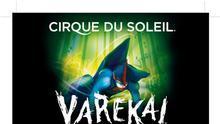 Sorteamos entradas para Varekai, el espectáculo de Cirque du soleil