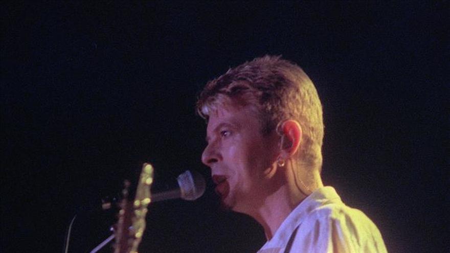 Bowie contrata a músicos de jazz para dar un giro a su nuevo álbumdonostiarr