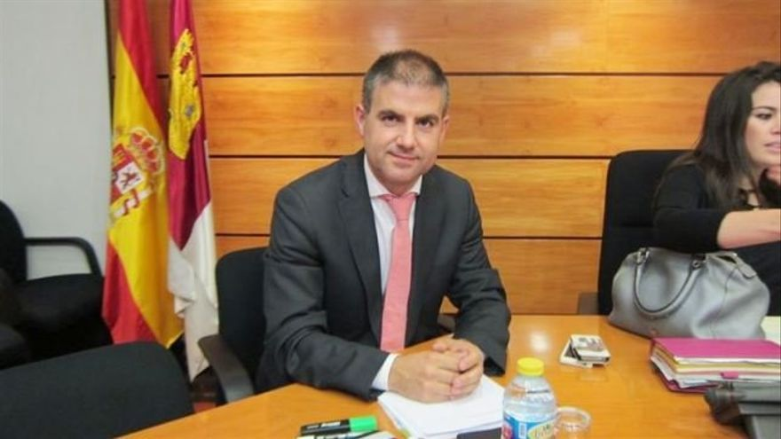 Matías Jiménez, director general de Recursos Humanos y Programación Educativa de la Junta de Castilla-La Mancha / Foto: Europa Press